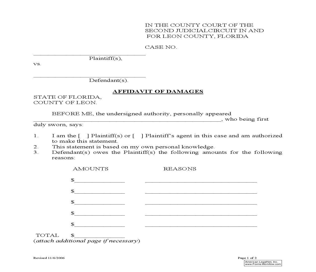 florida notary acknowledgement