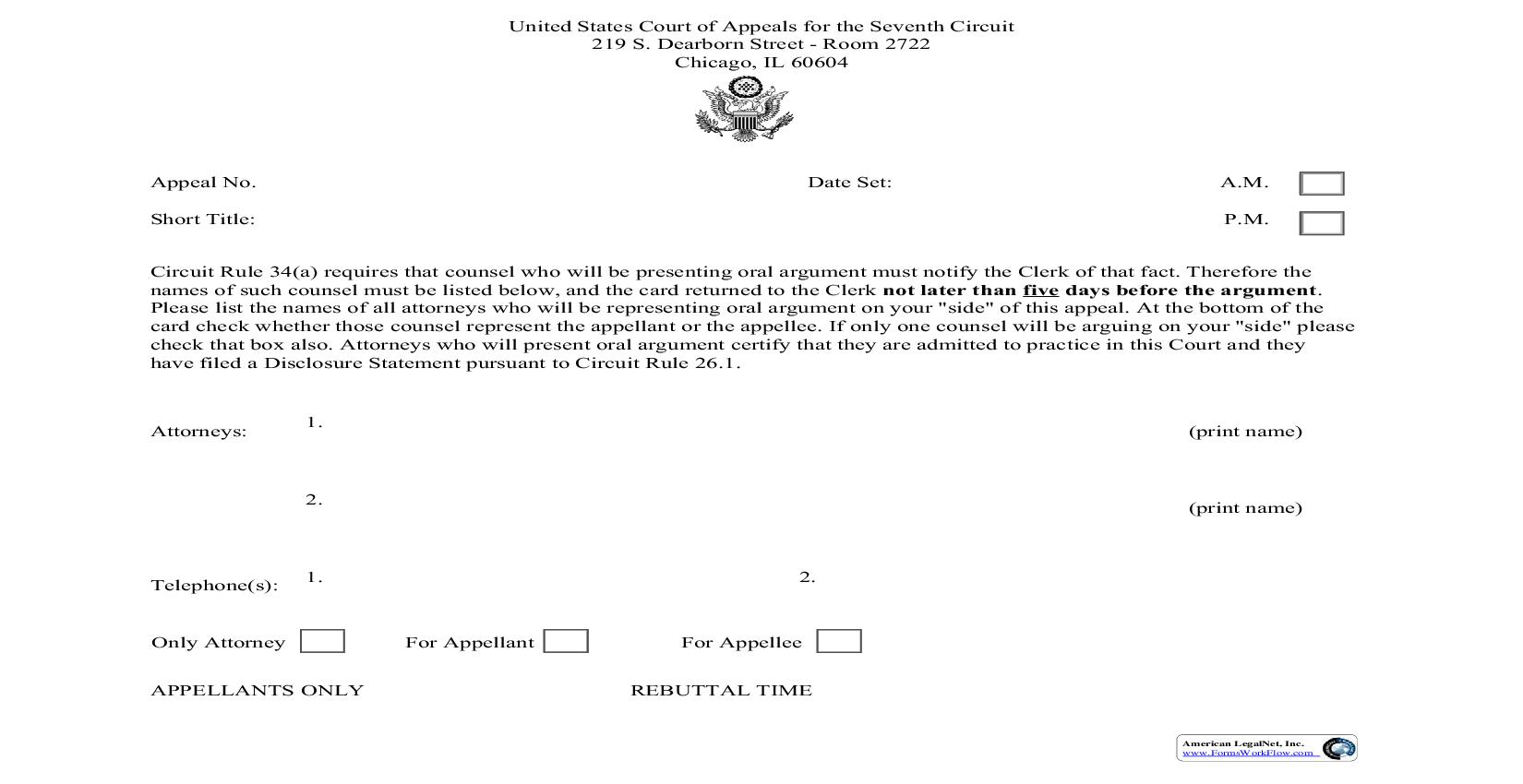 Argument Confirmation | Pdf Fpdf Doc Docx | Official Federal Forms